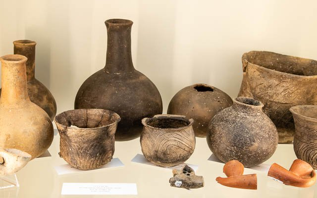 Research station receives grants for Indian artifacts interpretation