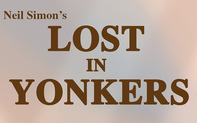 """Lost in Yonkers"" - Theatre Performance"